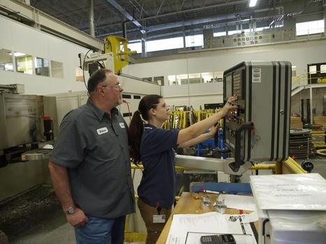 German firms get medieval with apprentice plan in North Carolina high schools | Apprenticeship | Scoop.it
