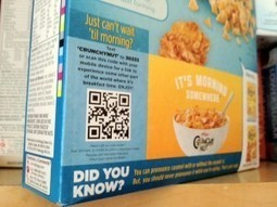 5 Tips For Integrating QR Codes Into a Campaign | XMPie Blog | QR Code Art | Scoop.it