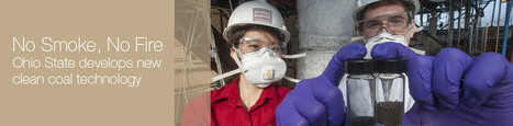 Ohio State develops clean coal technology | Sustainable Air Transportation Design | Scoop.it