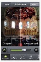 Camera Awesome is… well, AWESOME! | WEBOLUTION! | Scoop.it