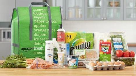 Amazon plant Eröffnung von Supermärkten | Agrarforschung | Scoop.it