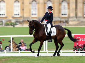 OLYMPIC EVENTING: TEAM GB'S PIGGY FRENCH OPTS FOR TOPPER IN LONDON | Sporting Life | Fran Jurga: Equestrian Sport News | Scoop.it