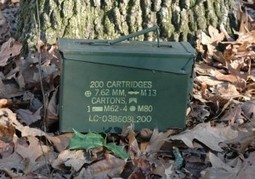 The Ultimate Guide to Ammo Cans and Storage - Buy Ammo Cans | Sailing Knives | Scoop.it