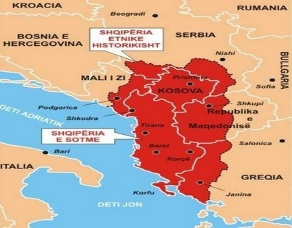 Fort Russ: Russia's West Balkans Strategy: Getting Around the Buffer Zone   Global politics   Scoop.it