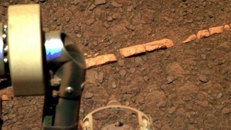 Le véhicule Opportunity a découvert quelque chose de complètement nouveau sur la planète Mars. | Beyond the cave wall | Scoop.it