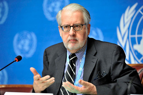 UN News - Syria: Head of independent UN panel appeals to Member States to end relentless carnage   Saif al Islam   Scoop.it