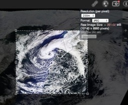 NASA Worldview. Des images satellite de la terre en temps réel - Les Outils Tice | Les outils du Web 2.0 | Scoop.it