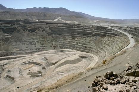 Codelco presentará EIA del proyecto Fase II Radomiro Tomic durante este mes | Energía y Minería en Chile | Scoop.it