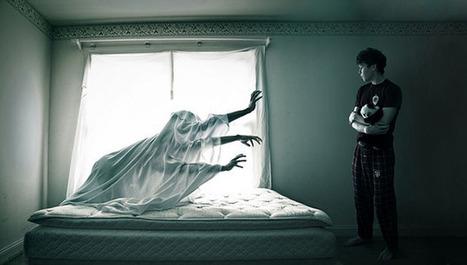 Photographer Creates Emotive Images to Help Cope with Depression   tripsofyeti   Scoop.it