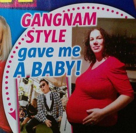 25 Bizarre But True Tabloid Magazine Headlines | Strange days indeed... | Scoop.it