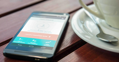 Migraine Tracking App Is Like Having a Doctor on Call | mHealth | Scoop.it