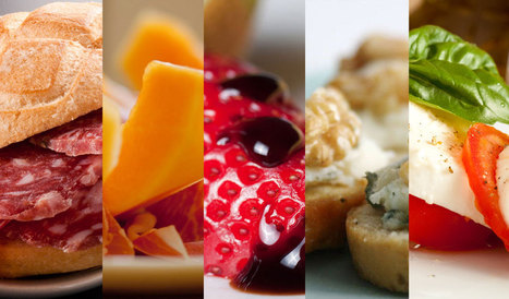 Italian food: 12 matches made in heaven | Italia Mia | Scoop.it