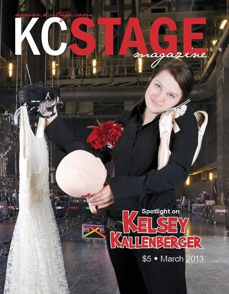 Spotlight on Kelsey Kallenberger by Pete Bakely | KC Stage Article | OffStage | Scoop.it