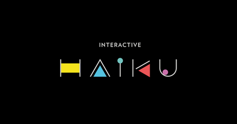 Interactive Haiku – NFB and ARTE | Documentary Evolution | Scoop.it