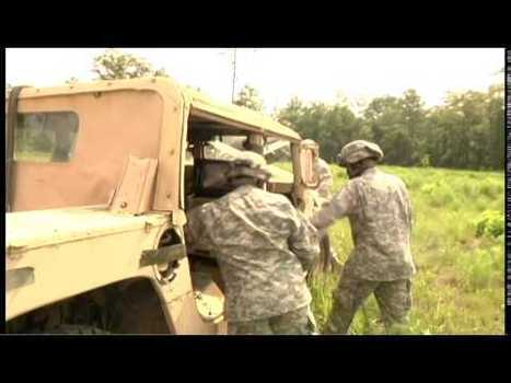 Military Videos of the World - Raider Brigade Soldiers make a Humvee fly   Military Videos   Scoop.it