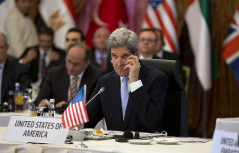 Is Anyone In Charge Of U.S. Syria Policy? - By Gordon Lubold ... | War Room | Scoop.it