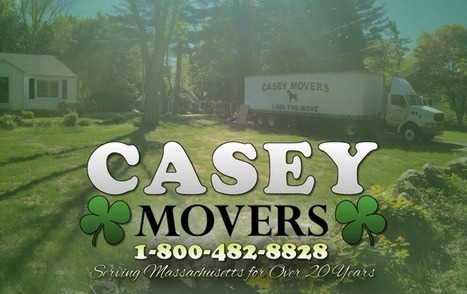 Caught on Camera! Casey Movers' Staff   Boston Movers   Scoop.it