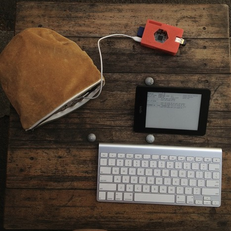 Kindleberry Pi the second | Raspberry Pi | Raspberry Pi | Scoop.it
