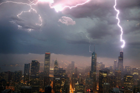 PHOTOS: Lightning, Funnel Clouds And More | Weather and Climate News | Scoop.it