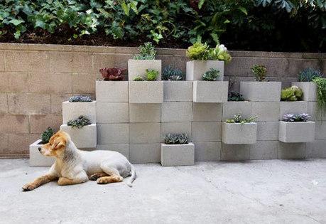 Modern DIY Outdoor Planter | Gardening Life | Scoop.it