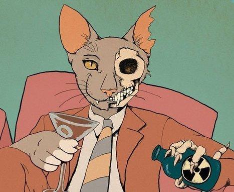 ¿Acaso el experimento del gato de Schrödinger implica que somos inmortales?   Informacioninvisible   Scoop.it