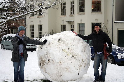 The Social Media Marketing Snowball Effect | High Quality Social Media | Social Media in Publishing and Science | Scoop.it