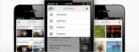 Read It Later Changes Name to Pocket, Now Free for All Devices | Bigwig Mobile | Scoop.it