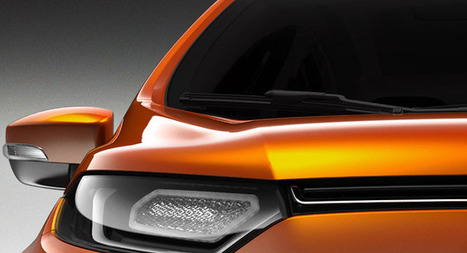 Ford to Preview New Global Model with a Concept at 2012 New Delhi Auto Show - Carscoop | What Surrounds You | Scoop.it