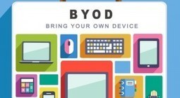 BYOD: What Training Professionals Need to Know | disruptive technolgies | Scoop.it