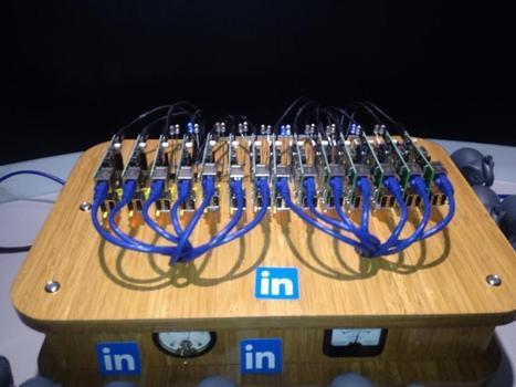 Twitter / r39132: Hadoop running on a @LinkedInEng ... | Raspberry Pi | Scoop.it