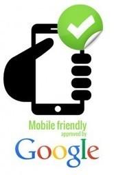 Google va favoriser les sites compatibles mobile   Actualités Référencement Page 1   Scoop.it