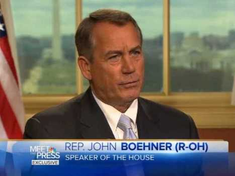 NBC's David Gregory Challenged John Boehner And Told Him His Sequester Talking Points Are 'Just Not True' | Common Sense Politics | Scoop.it