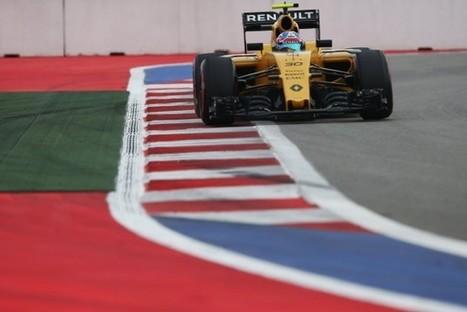 F1 - Palmer se sent mieux dans la Renault | Auto , mécaniques et sport automobiles | Scoop.it