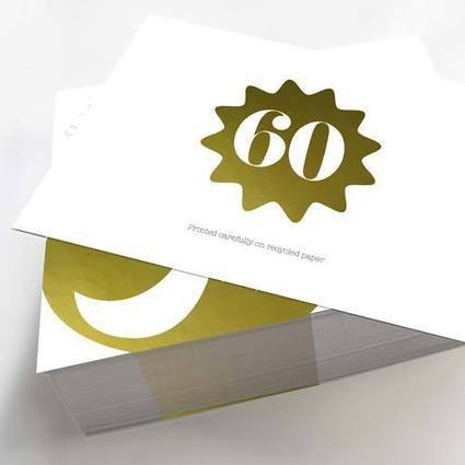 30 Foil Blocked Business Card Designs for Inspiration | Design, social media and web resources | Scoop.it