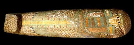 3600 jaar oude mummie in unieke en kleurrijke kist ontdekt - Scientias.nl   Xander De Vos   Scoop.it