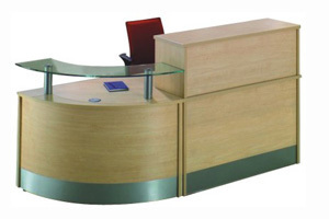 Reception Table Design - Conference Table Manufacture | Office Modular Furniture Gurgaon | Scoop.it