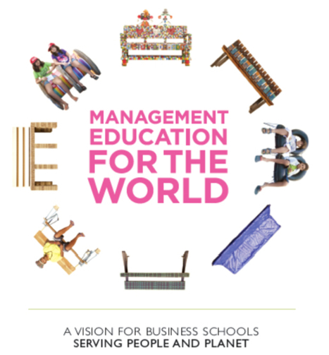Management Education for the World :  A Vision for Business Schools Serving People and Planet | Dual impact of research; towards the impactelligent university | Scoop.it