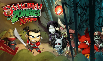 SAMURAI vs ZOMBIES DEFENSE v1.1.4 | Android Fans | Scoop.it