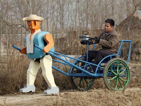 25 inventions qui vont vous prouver à quel point les chinois sont inventifs | Histoire8 | Scoop.it