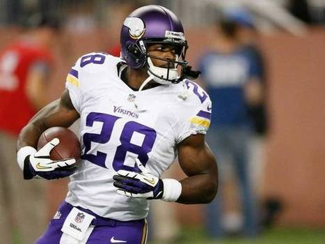 Adrian Peterson reinstated by the Minnesota Vikings despite indictment on charges of child abuse when disciplining his son   NFL - National Football League   Scoop.it