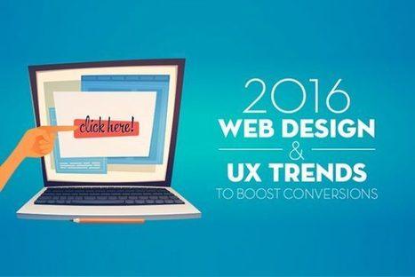Ten Design Trends That Boost Your Conversion Rate   El Mundo del Diseño Gráfico   Scoop.it