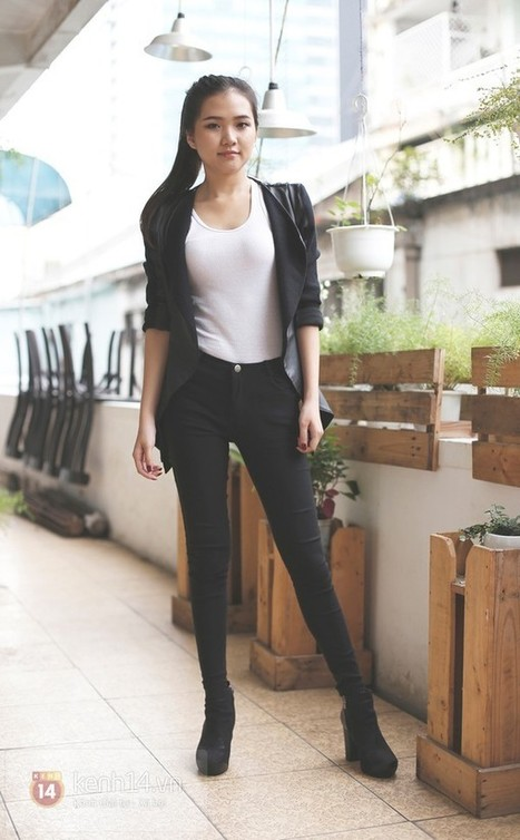 Mang đến sự quyến rũ cho cô nàng quen ăn mặc thô cứng | vantai123.com | Scoop.it