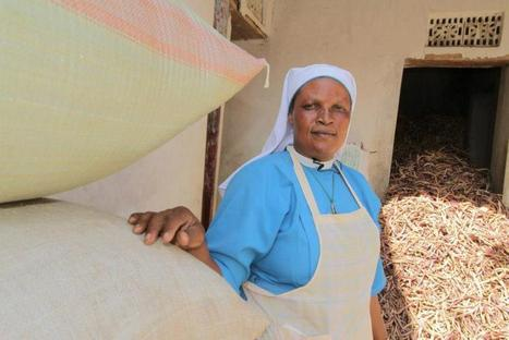 Tanzania's female food heroes transform the landscape — Oxfam America | This Gives Me Hope | Scoop.it