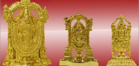 Will India Melt Down the Hindu God's Gold? | Gold and What Moves it. | Scoop.it