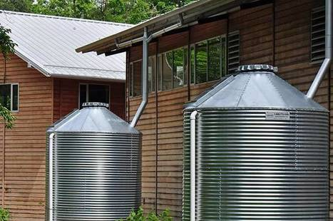 Colorado Legalizes Rainwater Collecting & Rain Barrels | Off Grid World | RELEASE THE RELIEF! | Scoop.it