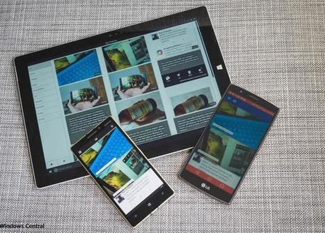 Copia y pega entre Android y PC con Microsoft OneClip   Educacion, ecologia y TIC   Scoop.it