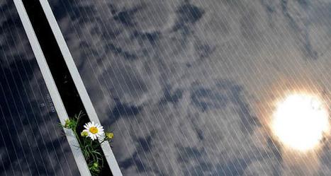 L'Allemagne bat le record de production d'énergie solaire | Union Européenne, une construction dans la tourmente | Scoop.it
