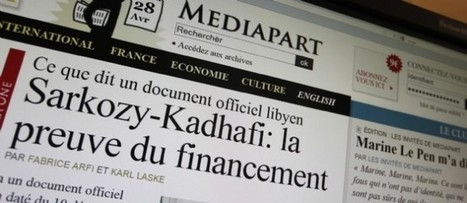 A-t-on le droit de critiquer Mediapart? | DocPresseESJ | Scoop.it
