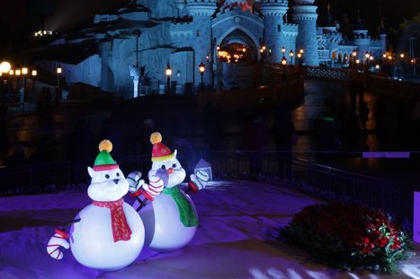 Disneyland Paris is even more magical at Christmas - whatever your age - Mirror.co.uk | Paris parks | Scoop.it