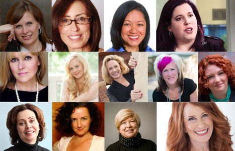 TOP 25 WOMEN On Social Media | Why Women Rule Social Media? | Artdictive Habits : Sustainable Lifestyle | Scoop.it
